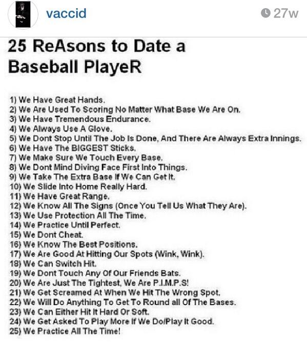 Dating a player quotes