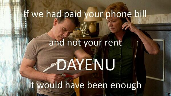 Dayenu, @girlsHBO. (And Happy Passover!) h/t @ari_perlow cc @lenadunham @campsucks http://t.co/kfAc7VXSGy