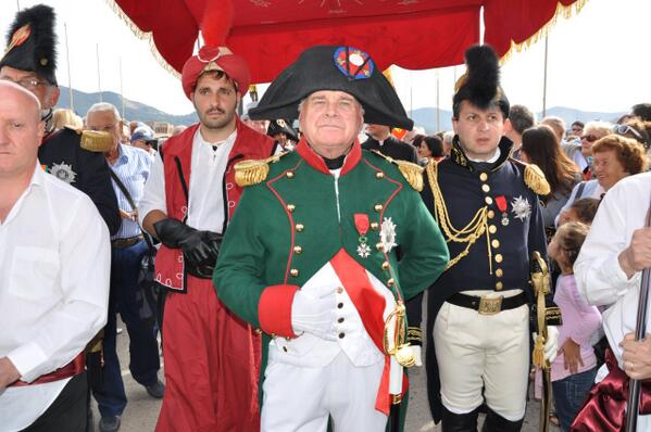 Tuscan island of Elba to celebrate 200th anniversary of Napoleon's exile #Tuscany #Italy http://t.co/chUHJlRkC1 http://t.co/jSzFaHvDce