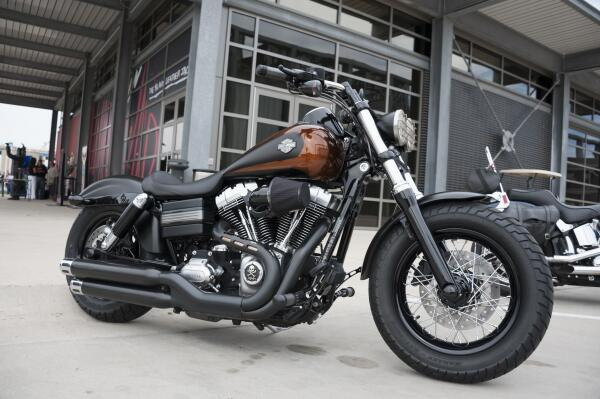 Photo of the Day: Custom Fat Bob. #potd #photooftheday http://t.co/980CVwMGtX