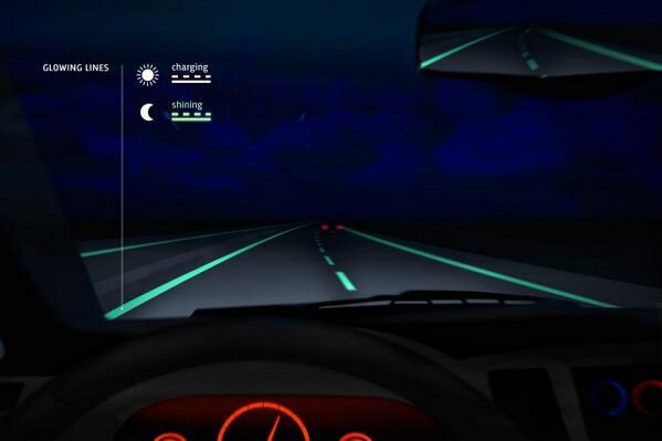 Glow-in-the-dark roads make debut in Netherlands | Ars Technica http://t.co/FYCrexawzE http://t.co/Fh6jjjxjIO