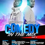 The Show Thats Gonna Thrill Houston Folks! HOUSTON! HOUSTON! HOUSTON! COMEDY IN THE MIX 2! http://t.co/mg0qnaqWHV