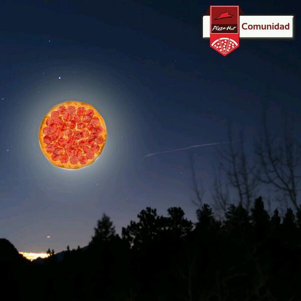 Miren que bello se verá el eclipse de esta noche: http://t.co/QntEwjUZHF