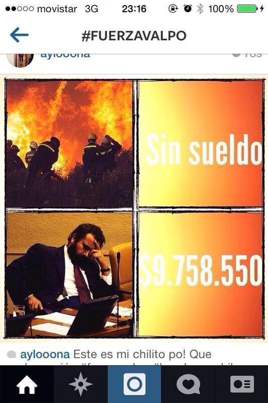 La triste realidad #FuerzaValparaiso http://t.co/8run6Qp0jJ