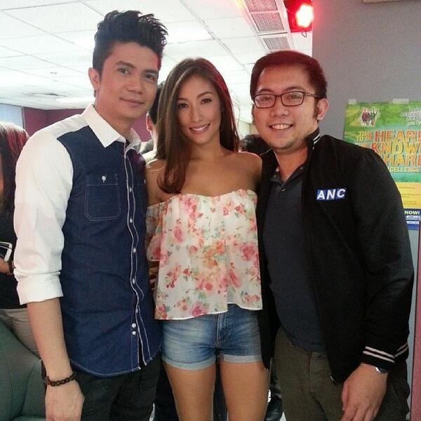 #DaPossessed invades ANC! Thanks guys @VhongX44 @solennheussaff http://t.co/kchIgXiODB