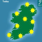 Weather is looking fantastic! Have a great day whatever you are doing! #Waterford http://t.co/ssKNBgqorf