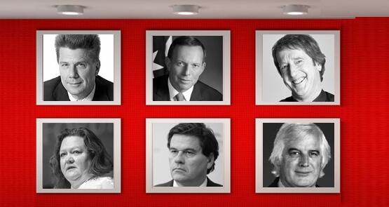 Who are Australia's most influential climate change deniers? Part one of the Dirty Dozen http://t.co/k2TrW3mNLF http://t.co/lEZd6d92rV