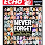 Heres our front page today #hillsborough #jft96 #neverforget http://t.co/AMTtlo1FHT