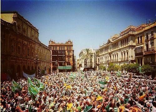 Seville -- The Celtic Movement -- Retweet if you were here! http://t.co/foC9l0wAmp @WHSmithcouk @WaterstonesGla @CelticFCShop @CaltonBooks