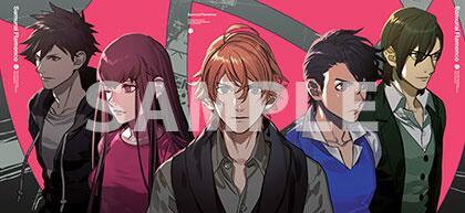 そして6巻限定版には倉花さん描き下ろし収納BOXも!真剣な表情のフラメンジャー、かっこいいです…!  #samumenc