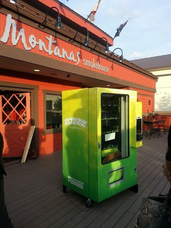 Colorado Gets Its First Pot Vending Machine  - #ItsAbout2GoDown #TrueSmokeBreak #PIEYOW http://t.co/r1iSU88DxF