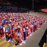 RT @RevsPrez: Per an open request from #LFC, we along with @MidnightRiders and @NErebellion sent scarves for the 96 memorial today https://t.co/nwYntD9ezZ