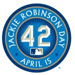 RT @MLB: Today, we celebrate an #icon. #Jackie42 http://t.co/AxXXlFGRTU
