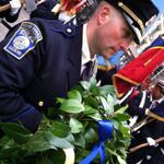 RT @bostonpolice: On this day - we remember all those impacted by the attack one year ago. God Bless us all. We are #BostonStrong. http://t.co/QOn6CyZslD