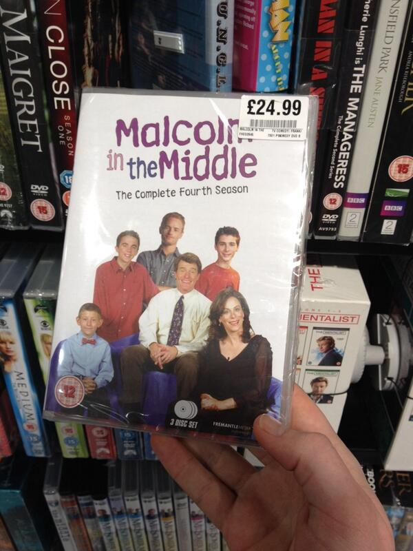 4th season and others are still on the shelves of UK shops #hmv http://t.co/n9dSeZ5sRq