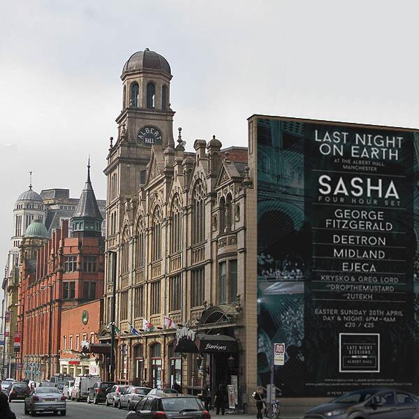 Really looking forward to being back in Manchester on Sunday. http://t.co/ub1S3qH2iH