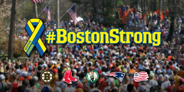 We're all on the same team. #BostonStrong http://t.co/eGMG83Hc3O