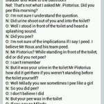 #OscarTrial in a nutshell. Hilarious exchange between #OscarPistorius and #GerrieNel! http://t.co/sKE0hFCuAE""""