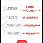 RT @cob_life: Daily Specials @Eatalia #BurlON #COBLife #specials http://t.co/27HO7VZ8nz