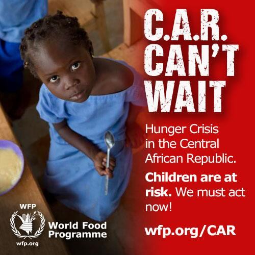 The Central African Republic is on the brink of catastrophe. Share this image to get the word out #CARCrisis http://t.co/Vd7QHfLJBF