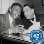 Together, they made history. #Jackie42 http://t.co/88OcjMHYvh