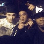 studio and spaghetti with @zaynmalik and @kreptplaydirty #sorryaboutthechillibro #11:11 http://t.co/B6zEt1JnYh