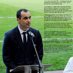 "RT @PaulSmithJnr: ""@Tony_Scott11: Roberto Martinez speech today. #JFT96 http://t.co/dqPOZjWWCv"""