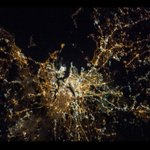 RT @NASA: Nocturnal view of Boston metropolitan area captured by an #ISS crew member on April 6, 2013. #BostonStrong  http://t.co/fKmQ5JeBUI