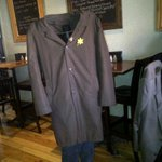 Feeling headless in #downtownguelph @BakerStStation http://t.co/pPmW6kBzfZ