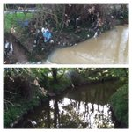 RT @tontweet: Much better RT @_SmartUK: Before and after the @EnvAgencySE clear-up #tonbridge http://t.co/YuvFLqRSiR