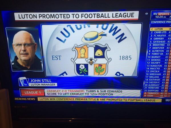 John Still - legend! #COYH http://t.co/BjCGke83Ek