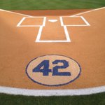 RT @KingLouisXIth: Happy Jackie Robinson Day at @BlueWahoosBBall #Jackie42 http://t.co/xy1ZsLnpaX