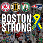 One year later, we remember. Boston was, is, and will ALWAYS be strong. #BostonStrong http://t.co/J78sxQtTwt