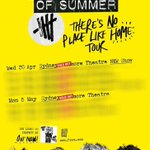 RT @LittleSeaMusic: Thrilled to announce we will be supporting our friends, @5SOS on the SYDNEY leg of their AUS tour! #littlesea2014 http://t.co/u5Wwf9AL05