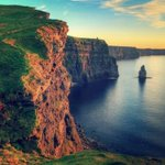 Cliffs of Moher, Ireland http://t.co/6Sh22hqxHk