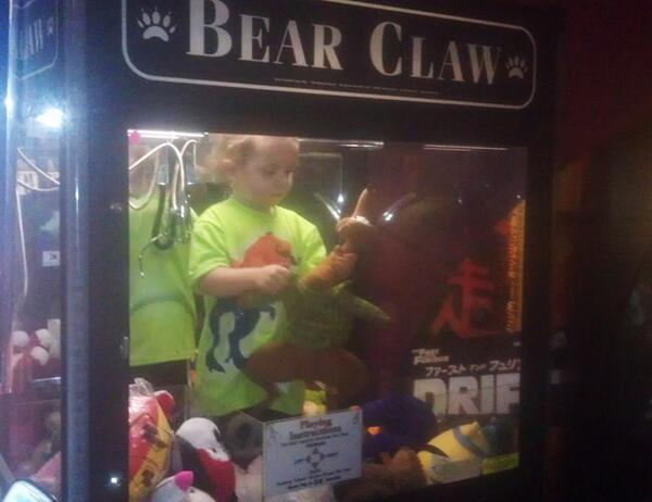 Nebraska Toddler Reported Missing Found Safe in Arcade Claw Machine http://t.co/T7vzOoijGY http://t.co/uAw75niKdM