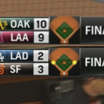 RT @brodiebrazilCSN: #BeatLA #Athletics / #SFGiants http://t.co/nxyX7OvRR8