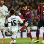 RT @FCBarcelona: FC Barcelona v Real Madrid: The classic final http://t.co/aLxrlgTHpD #FinalCopaFCB http://t.co/V69qU47ujg