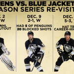 RT @penguins: Anxious about tomorrow's playoff game? Maybe this will calm the nerves! #Pens vs. #CBJ, season series revisited. http://t.co/gzEECkCWmJ
