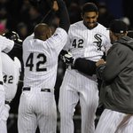 White Sox beat Red Sox on ninth inning error: http://t.co/nAGe8MTybl http://t.co/P7nQmtB2ST