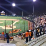 The crowd sticking at Allie P. Reynolds. #Sooners and #OkState in the 15th inning. http://t.co/QjMmKyO3hs
