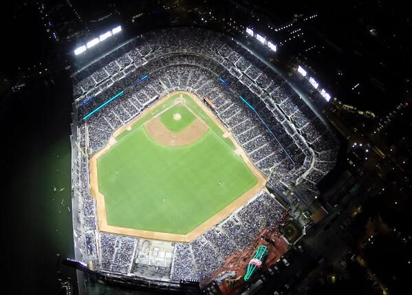 watching the @SFGiants from above http://t.co/SoxirPDzXN