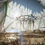 """@DXBMediaOffice: Construction Week Online: #Dubai to build largest ever Expo site http://t.co/vRfQJekRyH"" Yey"