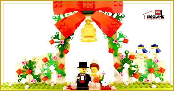 大好きなレゴに囲まれて結婚式が出来る♪お子様のいるファミリー1組様に、レゴランド・ディスカバリー・センター東京での結婚式をプロデュースします! 締切りは5月14日まで→ http://t.co/nF9aRZxnjY http://t.co/NaSU7ofzGt