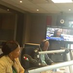 #PowerDebate panelists the EFFs @AdvDali_Mpofu, DAs @timharris and ANCs Qedani Mahlangu. http://t.co/6vg54scmsB