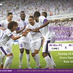 RT @alainfcae: Now you can buy Al Ain FC VS Al Ittihad FC tickets from the official website! http://t.co/dsG6Z1TdAu #alainfcae http://t.co/yrFwHN7mZO