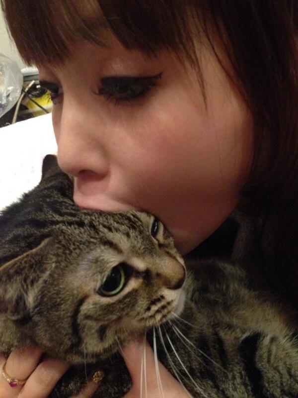 【芸能】中川翔子の愛猫マミタスが急死 [無断転載禁止]©2ch.netYouTube動画>2本 ->画像>140枚