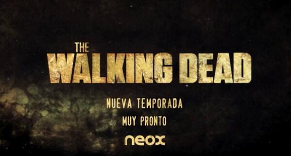 Los zombies atacarán en Neox: estreno de la cuarta temporada de 'The Walking Dead' http://t.co/ZDedn9h2Gy http://t.co/msFAkMZqlj