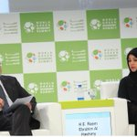 RT @DXBMediaOffice: Reem Al Hashemi: #Dubai will deliver one of the most sustainable World Expos in history #UAE Image: WAM http://t.co/6uMgRjXOD6