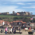 RT @WTYMembership: Absolutely stunning day here in #Whitby @DiscoverCoast with lots of visitors making the most of the sunshine Sarah  http://t.co/qLMH6ACRwL